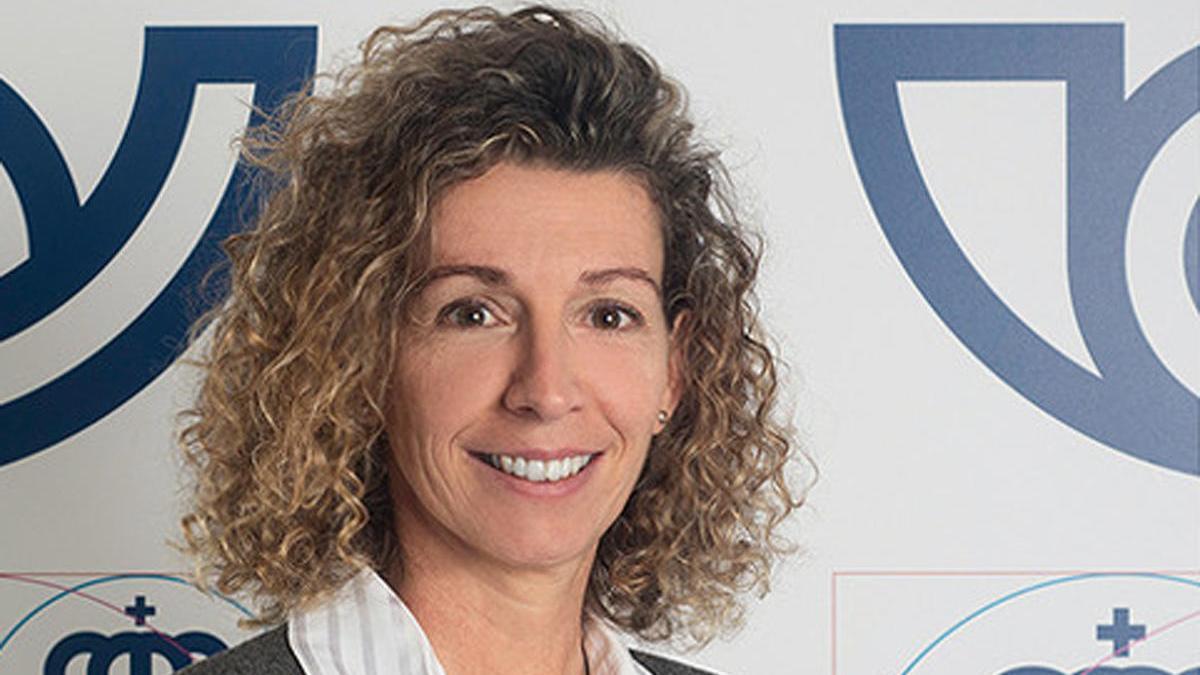Elena Fernández Rodríguez., directora de Relaciones Internacionales de Correos.