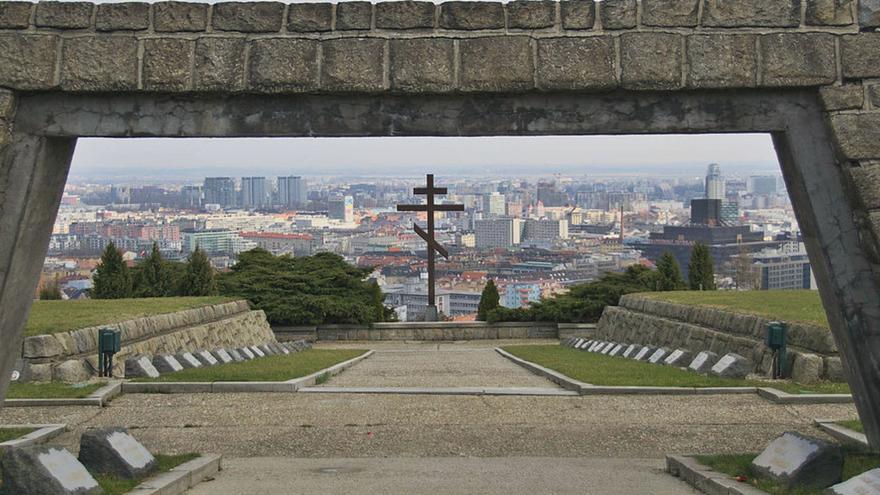 Bratislava, el equilibrio del agua