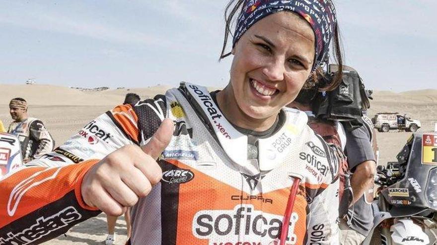 Los participantes del Dakar no podrán beber y las muieres no podrán llevar ropa ligera