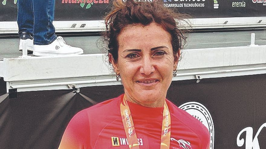 Lourdes Bethencourt se proclama campeona de España en Galicia