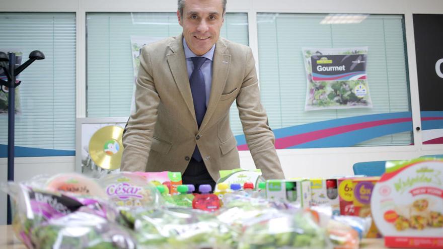 Grupo Alimentario Citrus invertirá 1,3 en un centro de I+D de cultivos eficientes