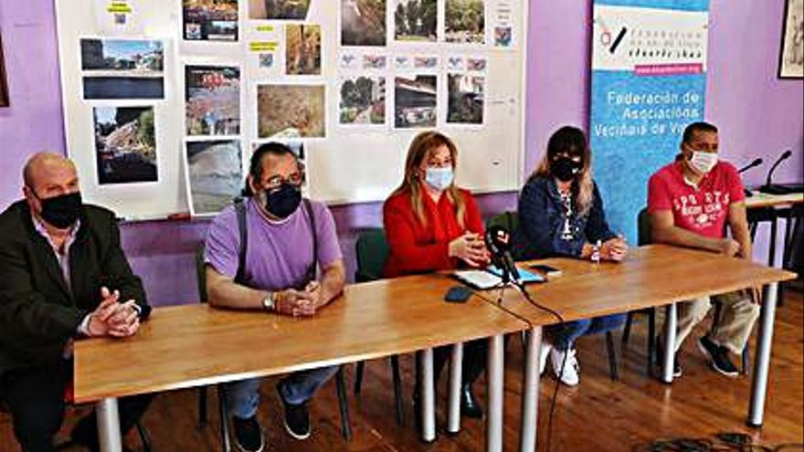 La FAVEC critica la ubicación que les propone el concello