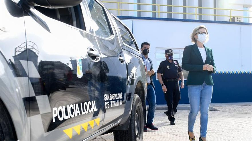 La Policía Local  recupera el grupo operativo de apoyo y activa a los perros