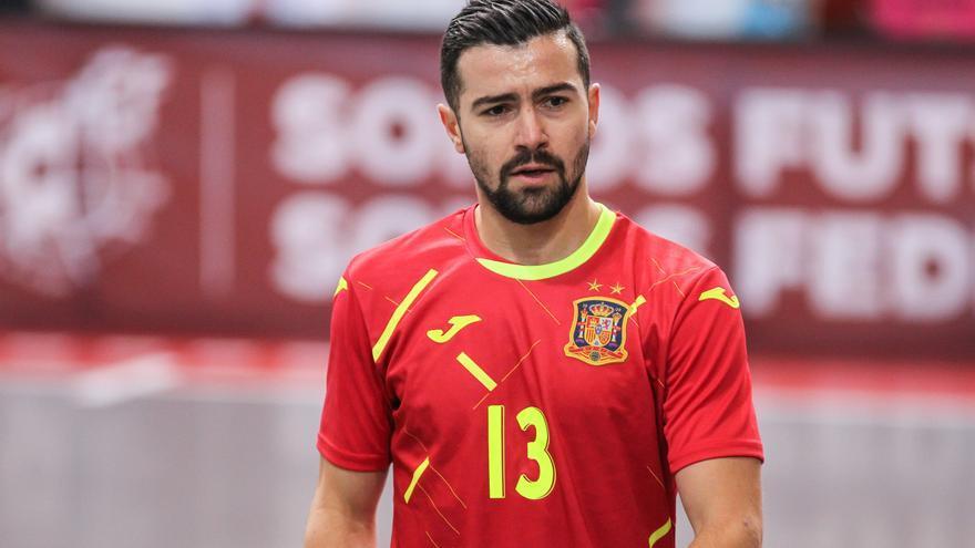 España, eliminada a manos de Portugal en cuartos del Mundial de Fútbol Sala