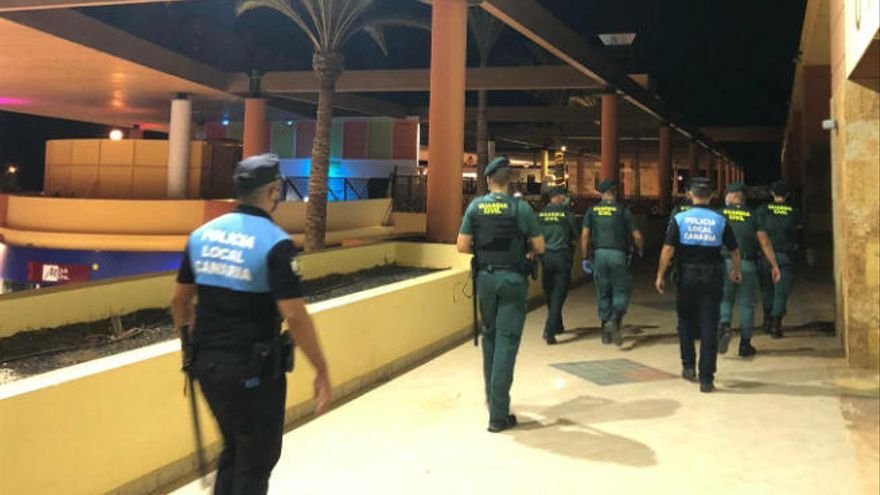 Policía Local y Guardia Civil se coordinan para controlar el covid-19