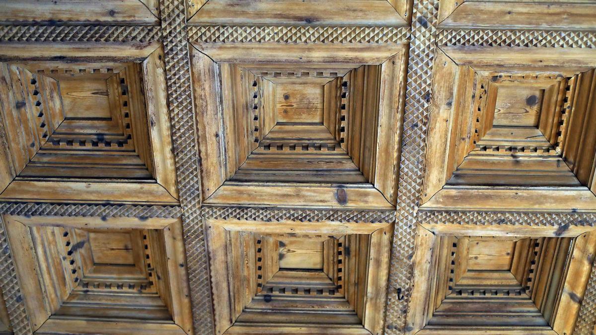 Los tesoros artísticos del Castell de Alaquàs