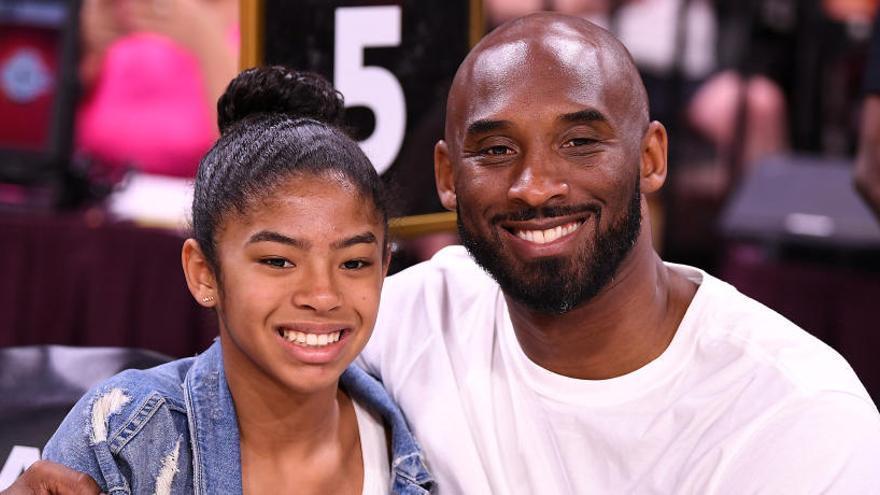 Kobe Bryant i la seva dona tenien el pacte de no volar mai junts