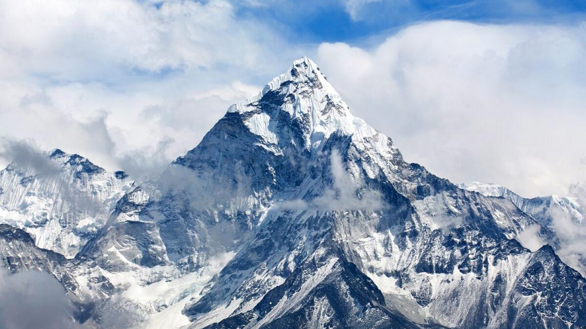 Una estación meteorológica en el Everest para estudiar el cambio climático