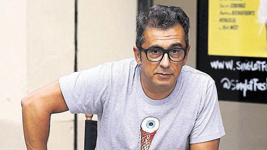 """Andreu Buenafuente: """"El humor es como el gas, se adapta a cualquier circunstancia y ambiente"""""""