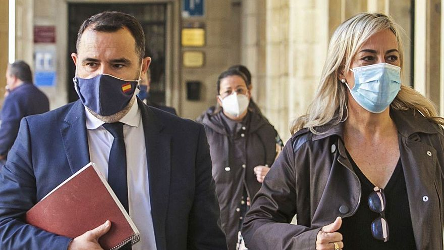 Las defensas de Castedo y Alperi  niegan que  el PGOU fuera secreto pero rechazan que lo filtraran