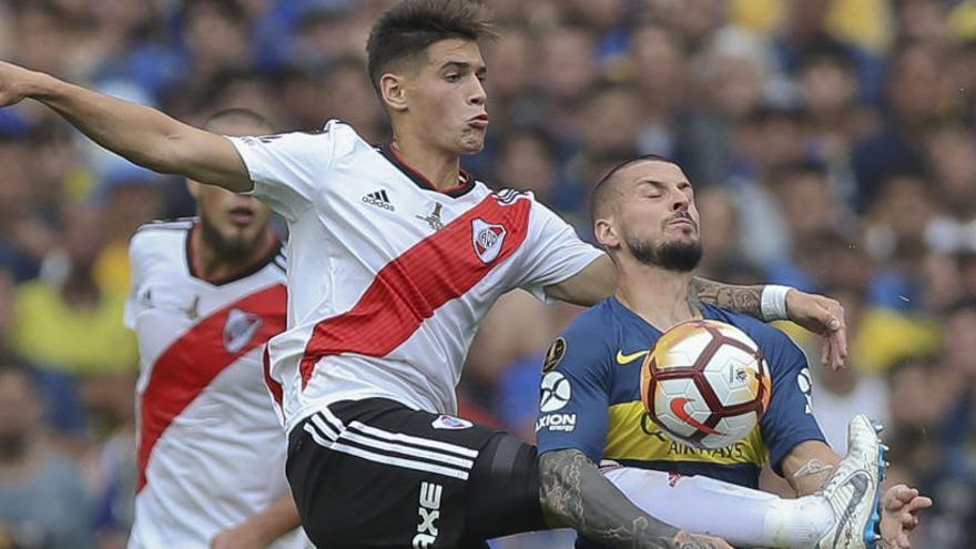 River y Boca buscan el cetro del fútbol sudamericano en un Madrid blindado