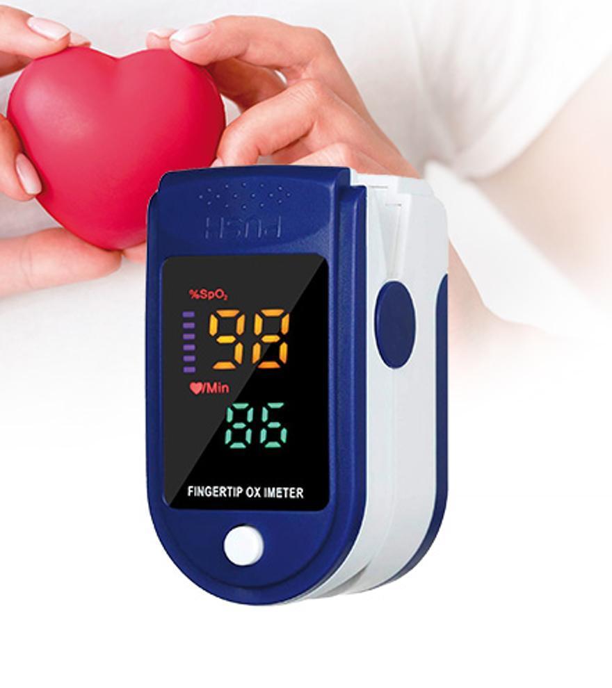 Conocer el nivel de oxígeno en la sangre nos ayudará a controlar nuestro estado de salud