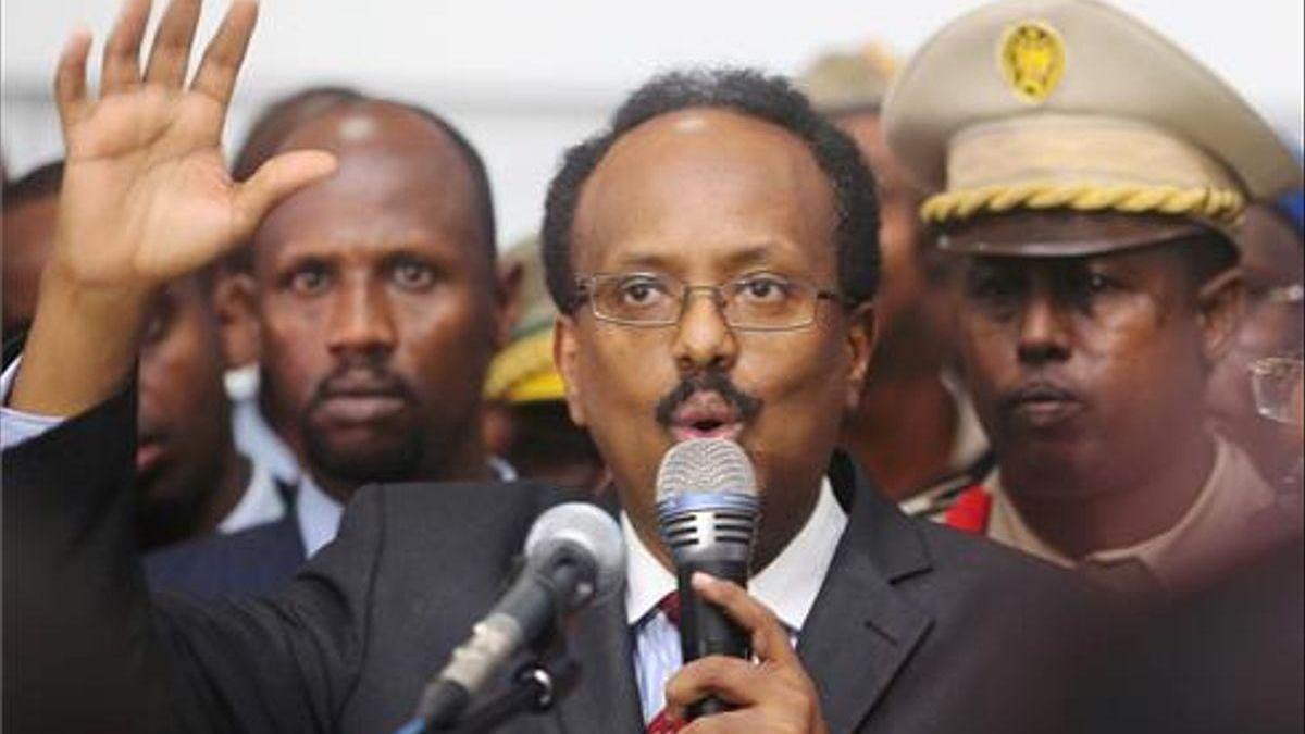 El presidente de Somalia aprueba una ley para mantenerse en el poder