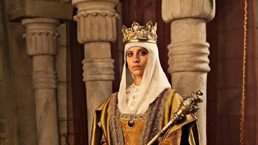 Una 'Antena de Oro' para la reina Isabel