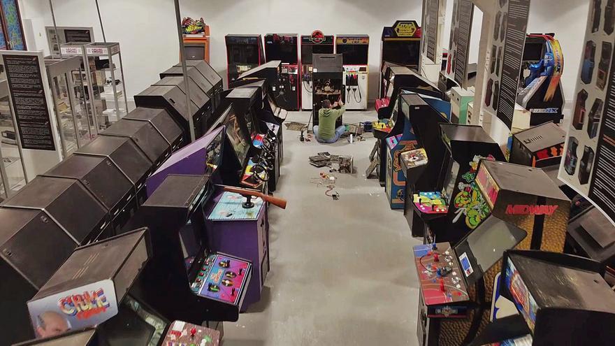 El universo arcade llega al cine