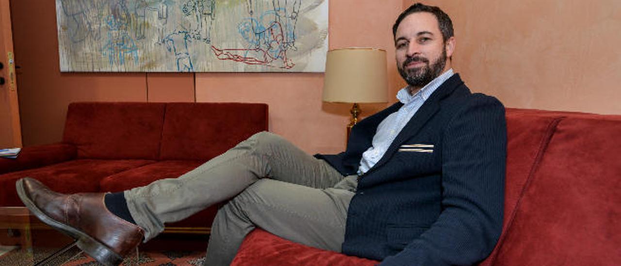 """""""Ciudadanos es ambidiestro y el PP ha traicionado a los votantes de derecha"""""""