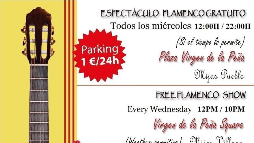Espectáculo Flamenco y mercado artesanal