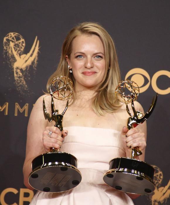 69th Primetime Emmy Awards – Photo Room – ...