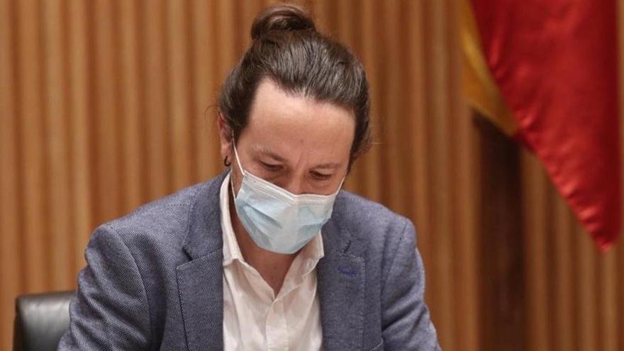 Iglesias pone en valor el 'sí' de Bildu a los PGE