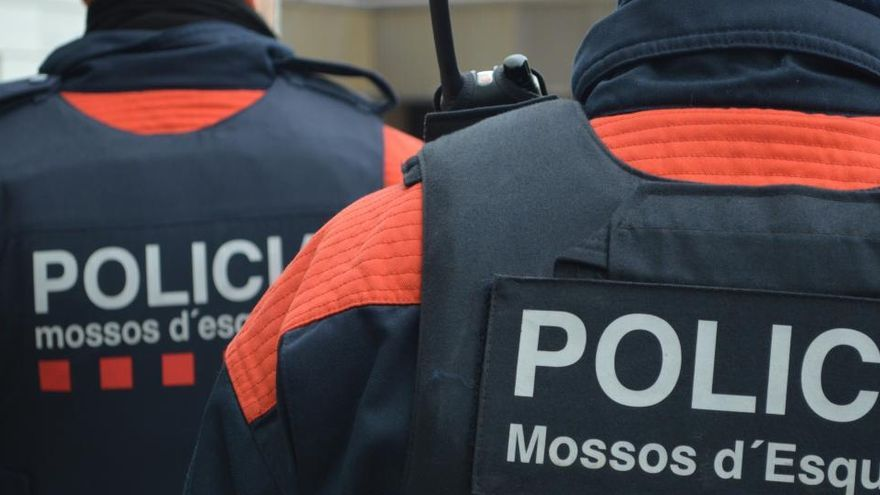 Set detinguts per robar, lligar i agredir els veïns d'un mas del Rubió