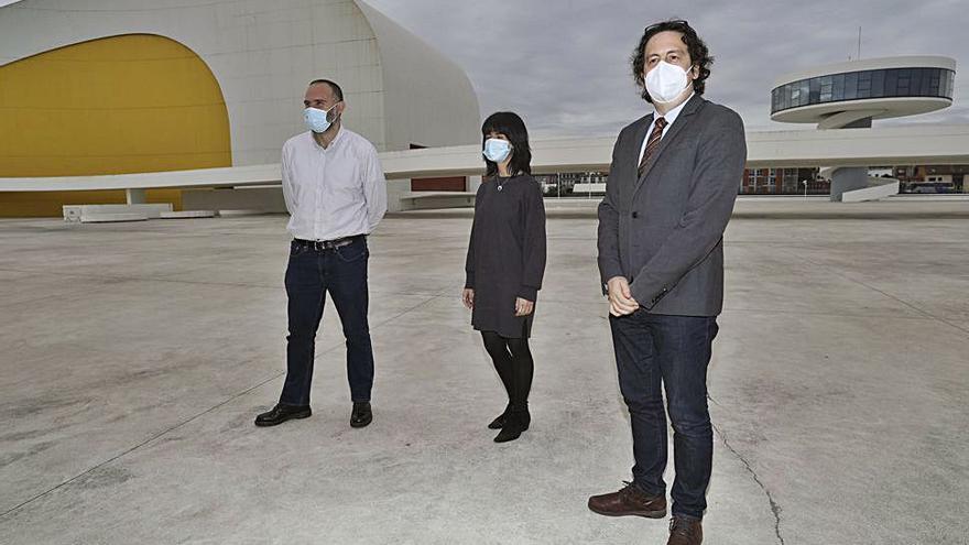 El Festival de Cine LGTBI del Niemeyer contará con financiación regional