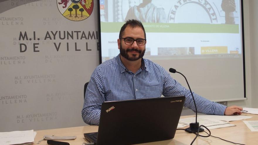 El Ayuntamiento de Villena adjudica la redacción del proyecto de reforma de la Avenida Constitución