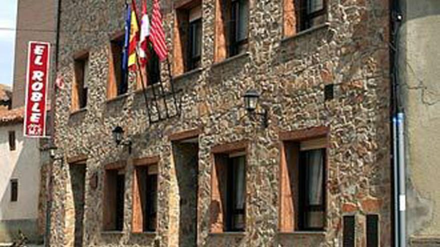 Hotel Restaurante Rural El Roble