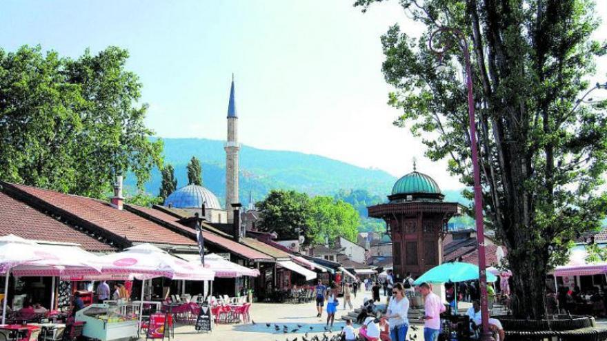 Sarajevo: café vienés o café turco