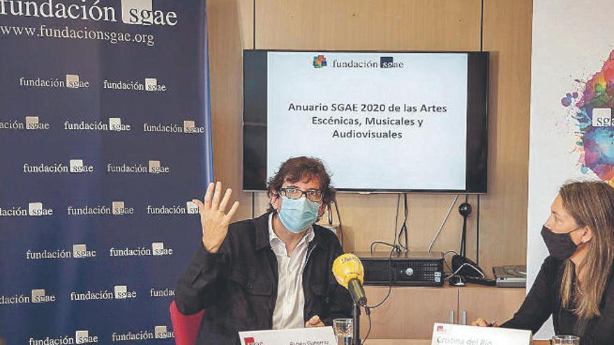 """El virus quebró el """"ascenso sostenido"""" de la industria cultural en Canarias"""