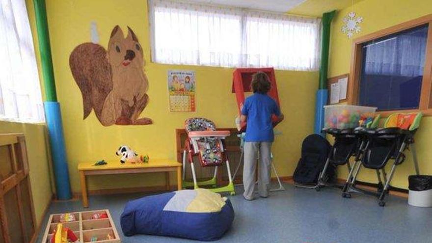 Brote de coronavirus en la escuela de bebés de Lena, que permanecerá cerrada el resto del mes