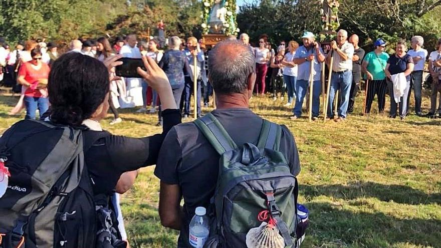 """Codeseda Viva rompe su silencio y critica las """"descalificaciones"""" desde el Camiño Miñoto Ribeiro"""