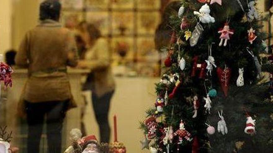 El comercio prevé firmar 23.700 contratos hasta enero en Castellón
