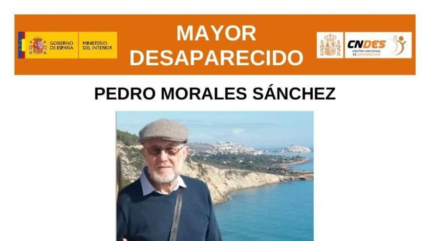 Desaparecido un hombre de Cartagena con alzheimer en Almería