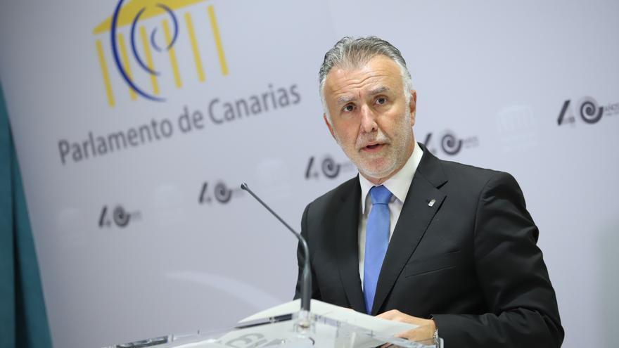 Torres anuncia que la mitad de los 1.144 millones de ayudas Covid ya han llegado a pymes y autónomos canarios