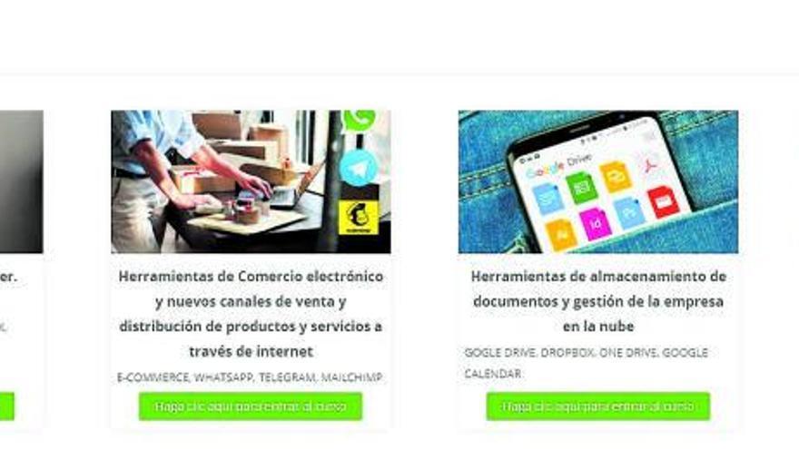 Fedivalca estrena nuevos servicios web gratuitos