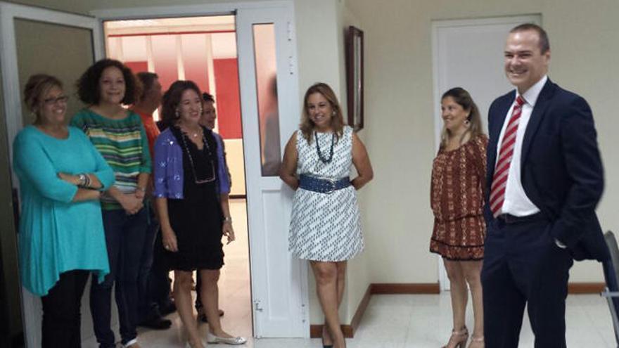 El alcalde Hidalgo anuncia que trabajará por la paz social en el Ayuntamiento
