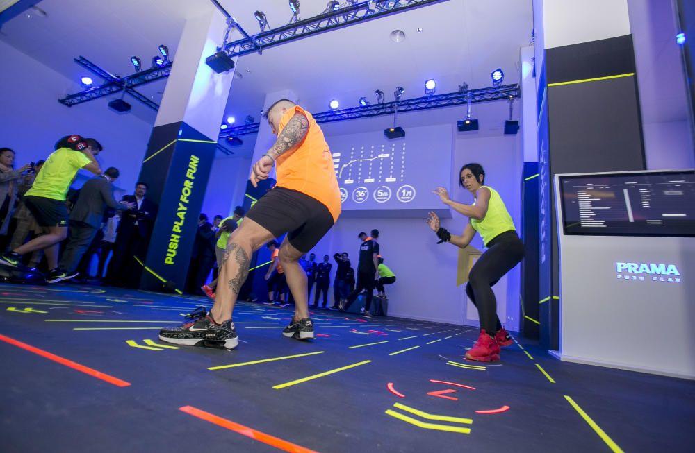 El centro deportivo 100% interactivo ya ha abierto sus puertas para ofrecer un experiencia única en el mundo y que nada tiene que ver con la vivida en los gimnasios tradicionales
