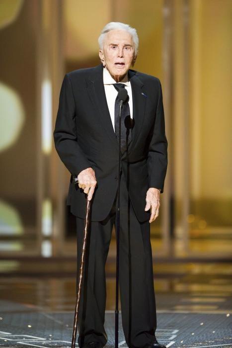 Kirk Douglas, la última leyenda de Hollywood.