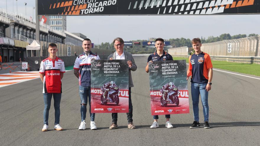 Presentación Gran Premi Motul de la Comunitat Valenciana