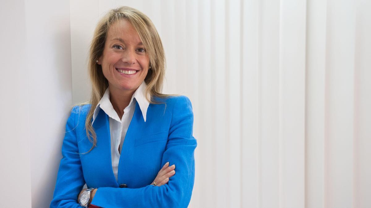 Inés del Molino, directora de Cuentas de Schroders