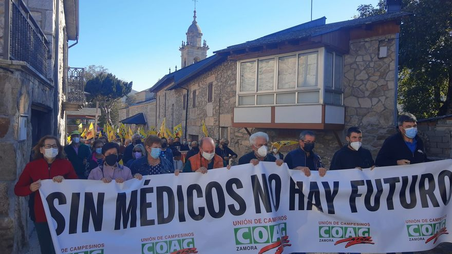 La Alta Sanabria exige mantener la atención médica en todos los consultorios