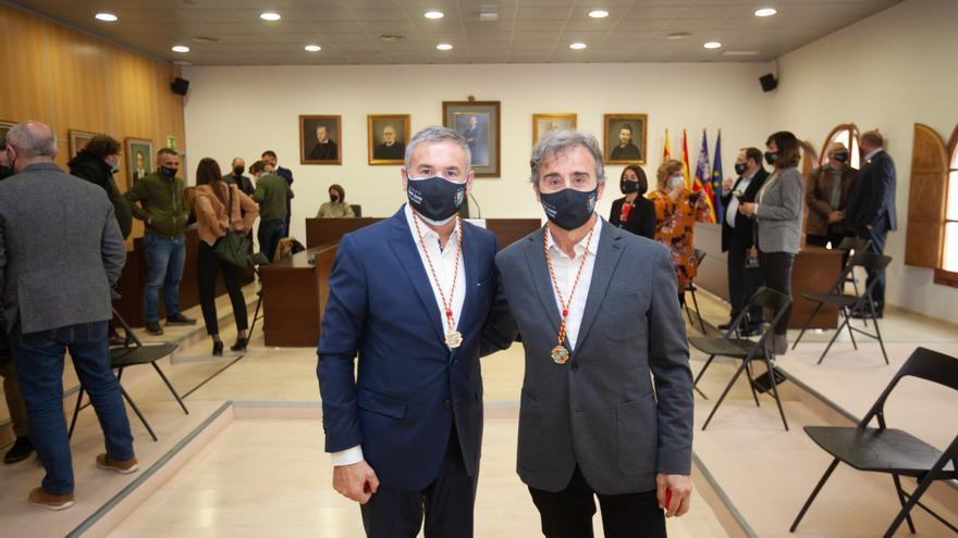 Los dos nuevos ediles prometen el cargo para investir hoy al alcalde  de Sant Josep
