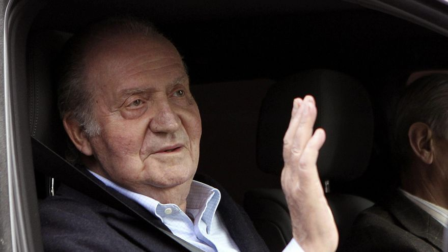 Juan Carlos I, el insostenible