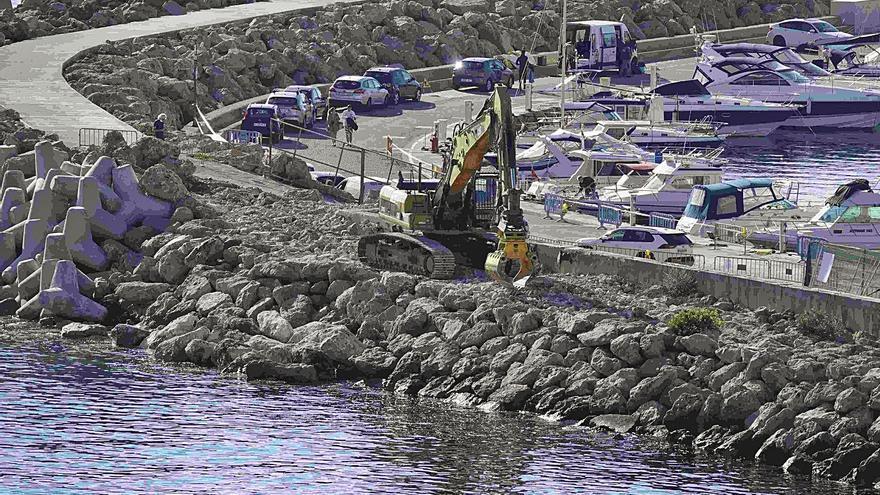 Puerto Portals estrenará en 2021 zona comercial y aparcamiento subterráneo