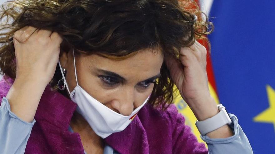 Un megapresupuesto contra la pandemia