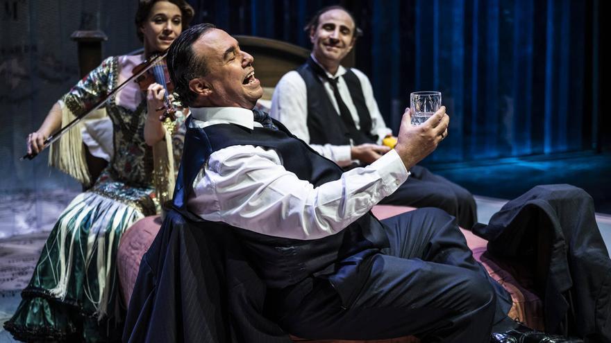 El Teatre del Mar retoma sus espectáculos con 'Los hermanos Machado'