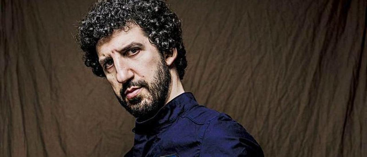 El poeta y cantautor Marwan, en una imagen promocional.