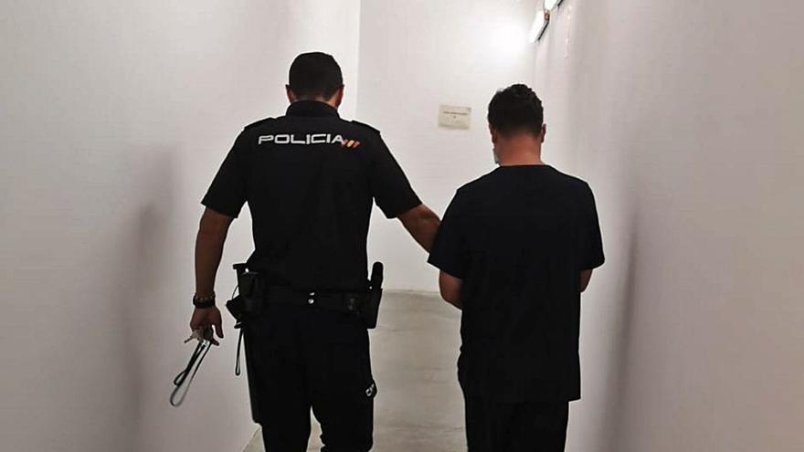 Detenido por el robo de dos relojes valorados en 63.000 euros