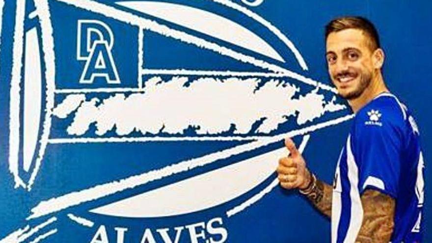 Joselu, muy cerca de fichar por el Sevilla FC
