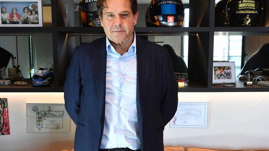 """Ignacio Rivera: """"La hostelería es una solución y no un problema para atajar la crisis"""""""